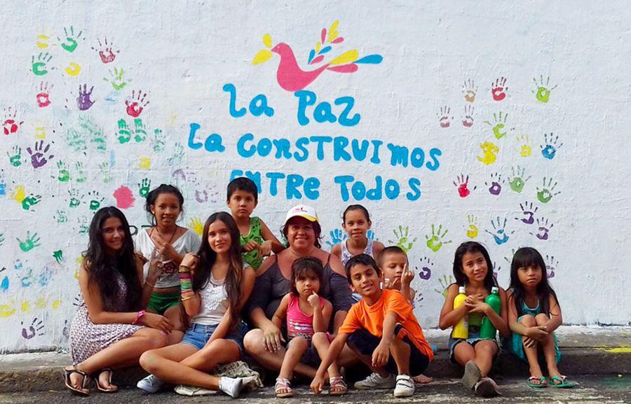 murales por la paz