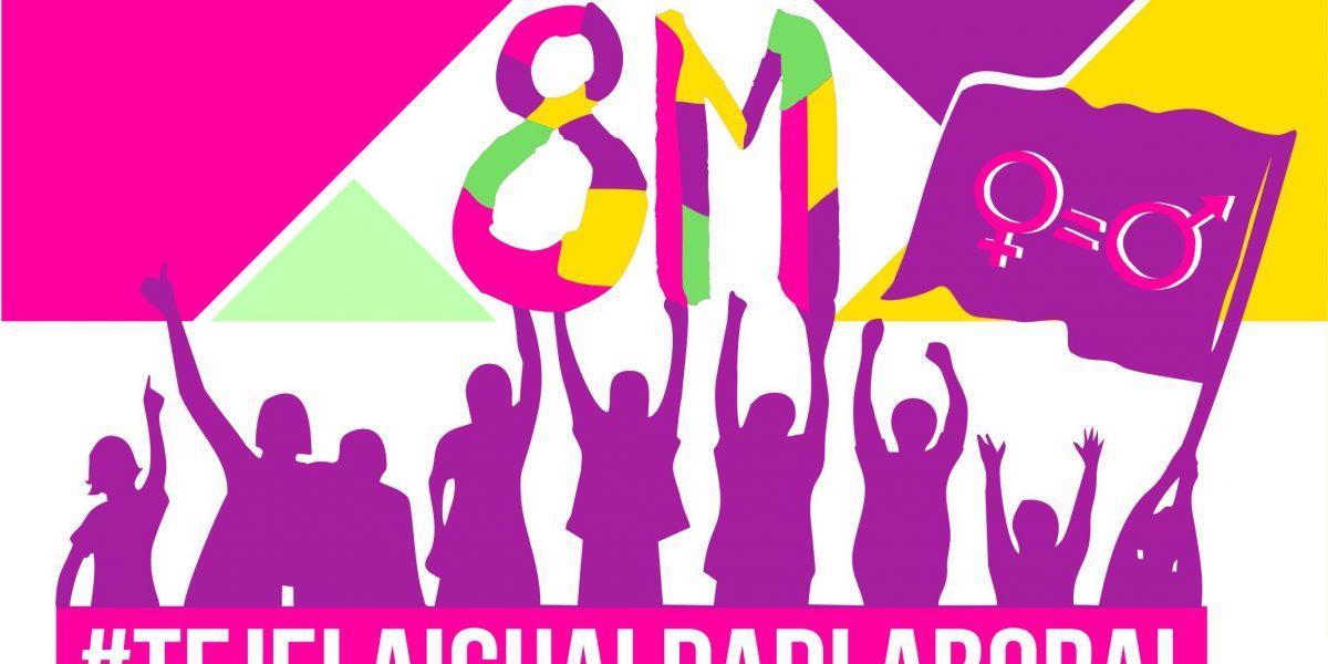 8M 2019 Teje la igualdad Laboral